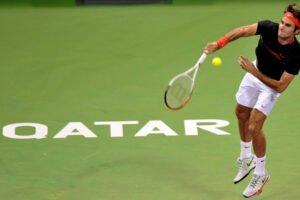 Federer atp doha 2021