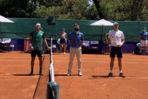 Bagnis Kicker Argentina Open final tournament