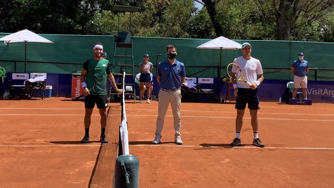 Bagnis Kicker Argentina Open final tournament