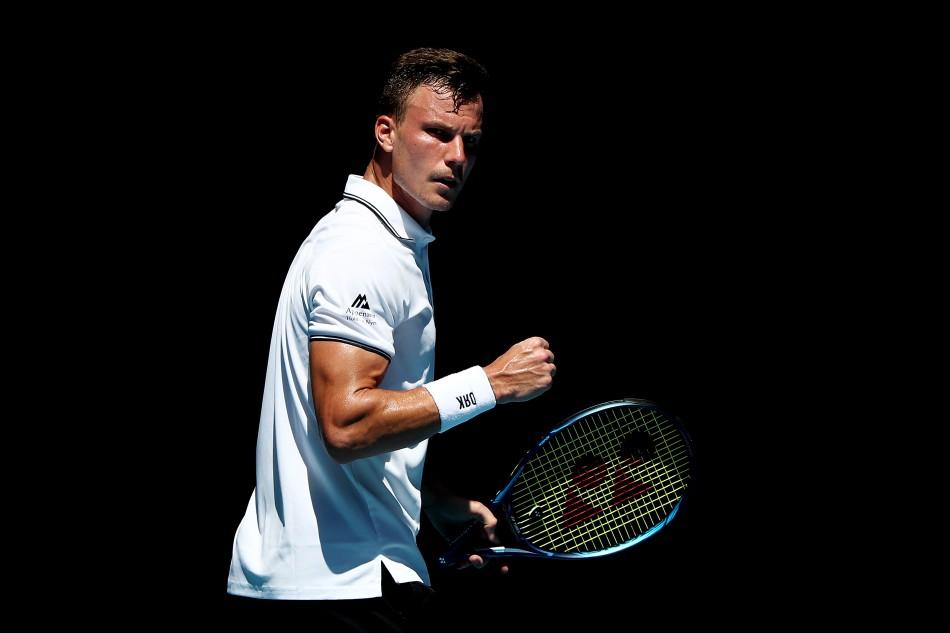 Wawrinka Fucsovics Australian Open 2021