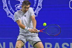 Davidovich Gerasimov ATP Montpellier 2021
