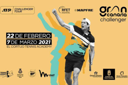 Cuadro ATP Challenger Gran Canaria 2 2021