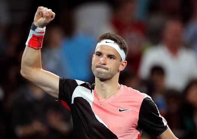 Dimitrov Cilic Open Australia