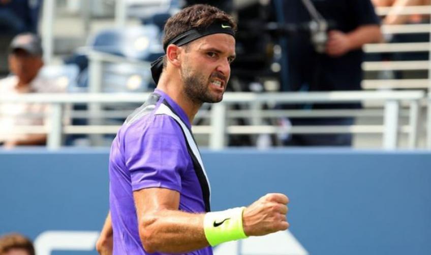 Dimitrov Harris ATP Mlebourne 2021