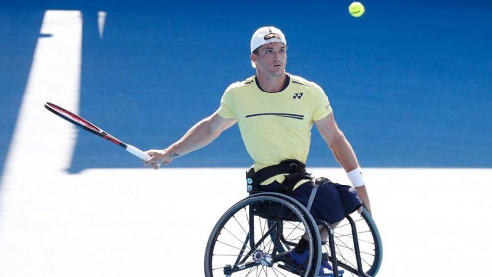 Tenis silla Australian Open 2021
