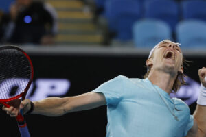 Shapovalov Tomic Open Australia