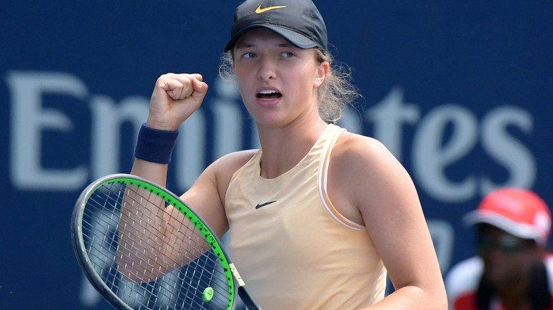 resultados cuadro femenino open australia 2021