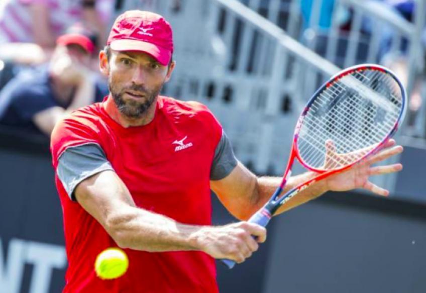 Ivo Karlovic servicio tenis