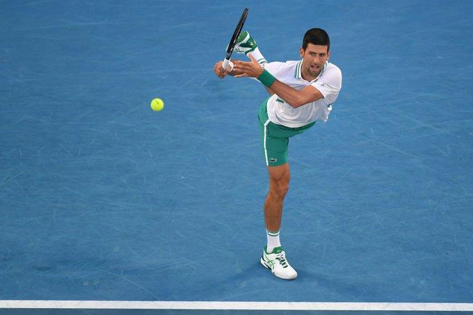 Djokovic Karatsev Open Australia