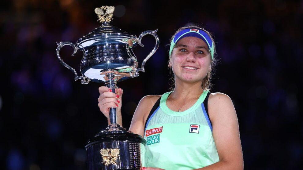 Cuadro femenino Open Australia 2021
