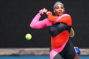 Serena octavos final Open Australia 2021