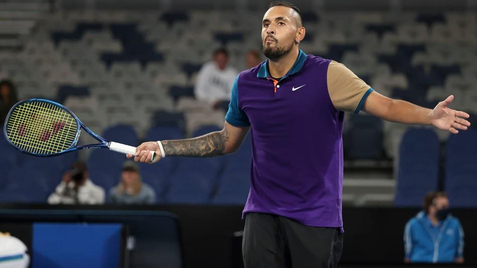Kyrgios Tercera Ronda Australian Open 2021