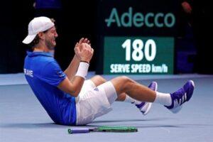 Lucas Pouille historia tenis