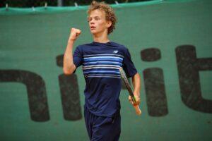 Van Ascche tenis francia