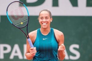 Madison Keys carrera wta