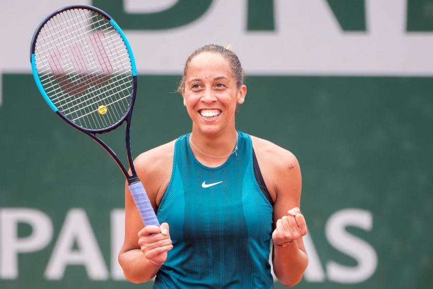 Madison Keys carrera wta