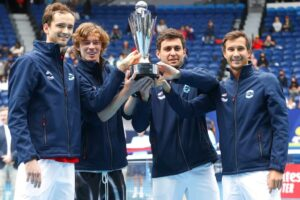 Rusia final Atp Cup 2021