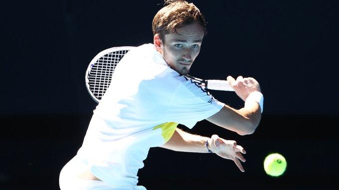 medvedev cuartos final open australia