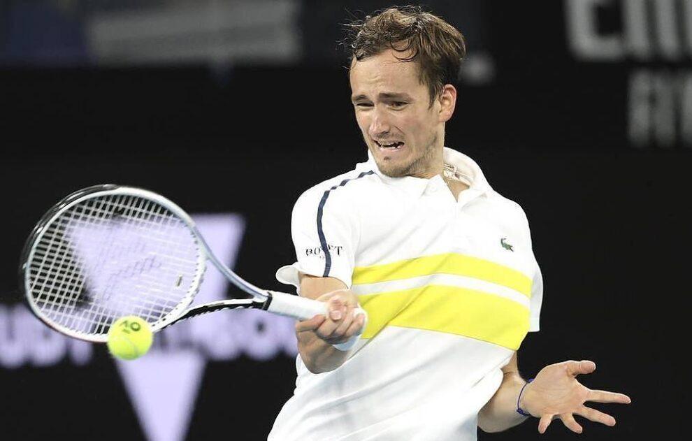 Medvedev McDonald Australian Open 2021