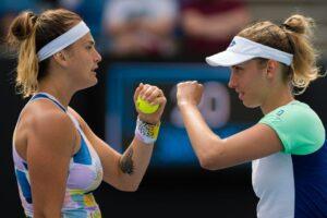 final dobles femenina open australia 2021