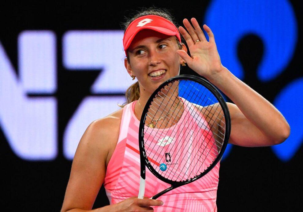 Mertens Kanepi WTA Melbourne 2021
