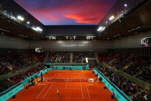 Mutua Madrid Open Foxtenn