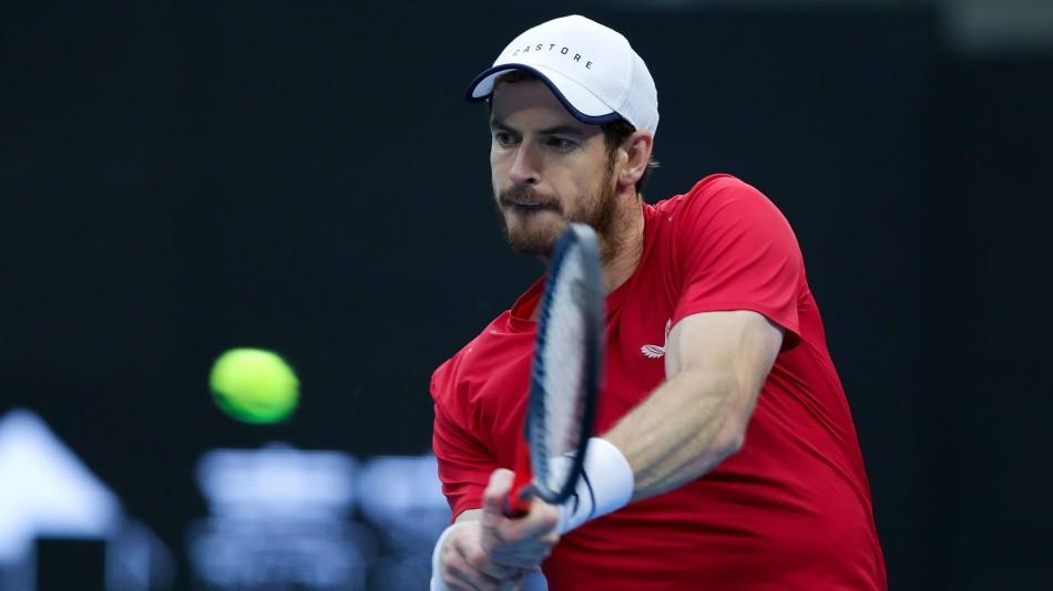 Andy Murray ATP Rotterdam