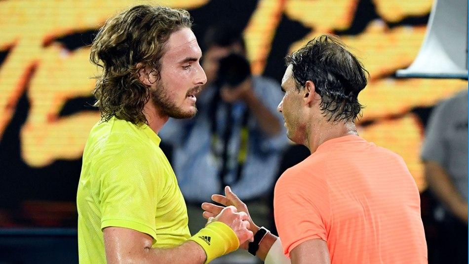 Nadal cuartos Australian Open