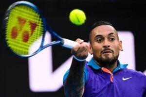 Kyrgios Ferreira Open Australia