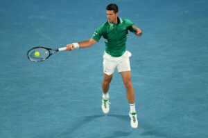Djokovic Zverev Open Australia 2021