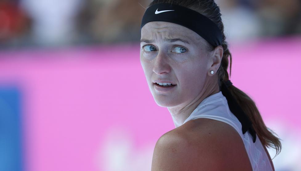 Kvitova segunda ronda Open Australia 2021