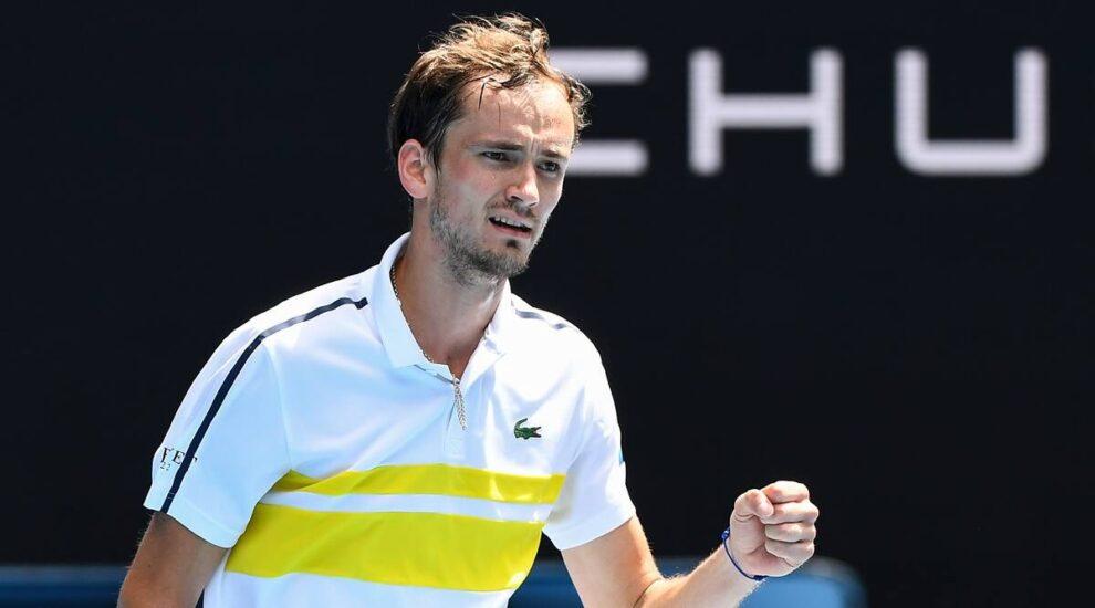Daniil Medvedev tercera ronda Australian Open