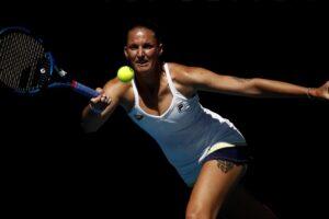 Pliskova Collins Australian Open 2021