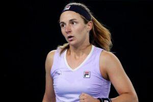 Nadia Podoroska declaraciones Abierto Australia