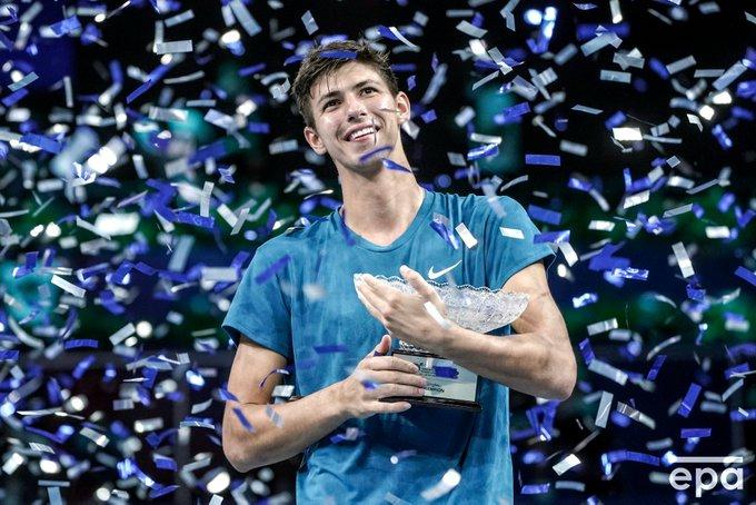 Popyrin campeón ATP 250 Singapur