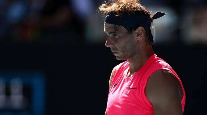 Nadal media day open australia 2021