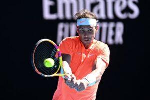 Nadal Mmoh Open Australia