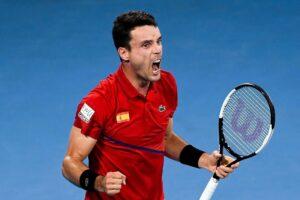 Bautista De Miñaur ATP Cup 2021