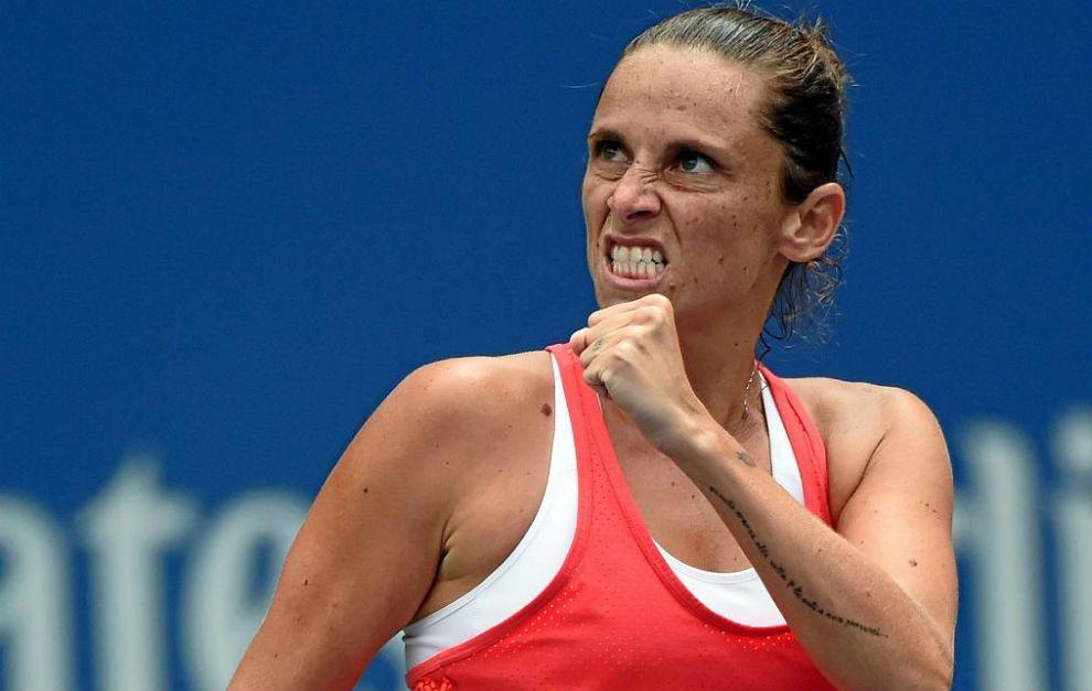 Roberta Vinci carrera WTA