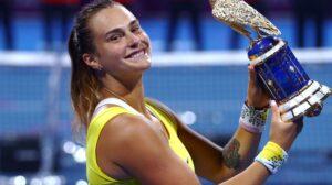 Entry list WTA Doha 2021