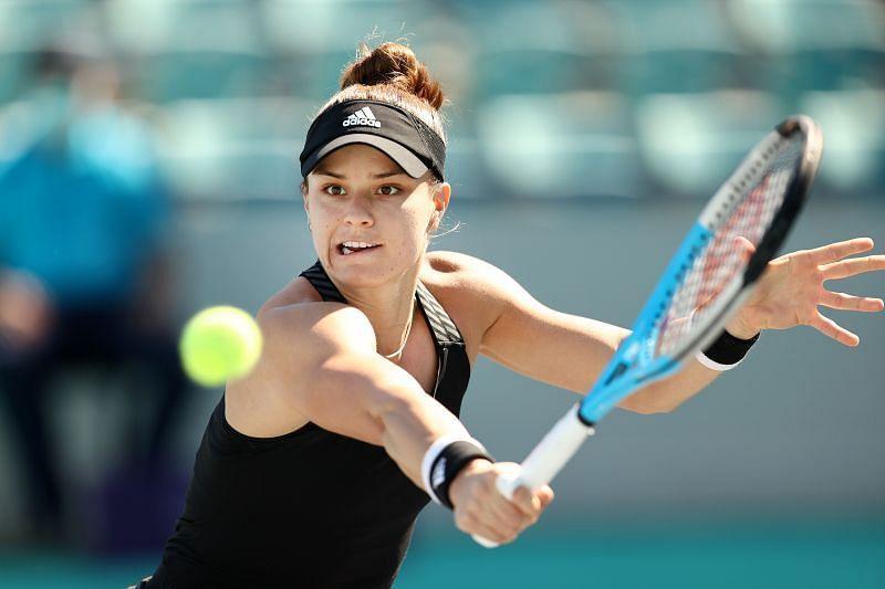Sakkari Kerber WTA Melbourne 2021