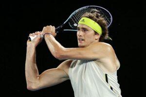 Zverev cuartos Australian Open