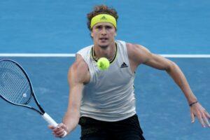 Zverev Lajovic Open Australia