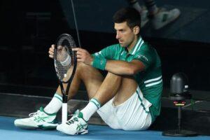 Djokovic cuartos de final Open Australia