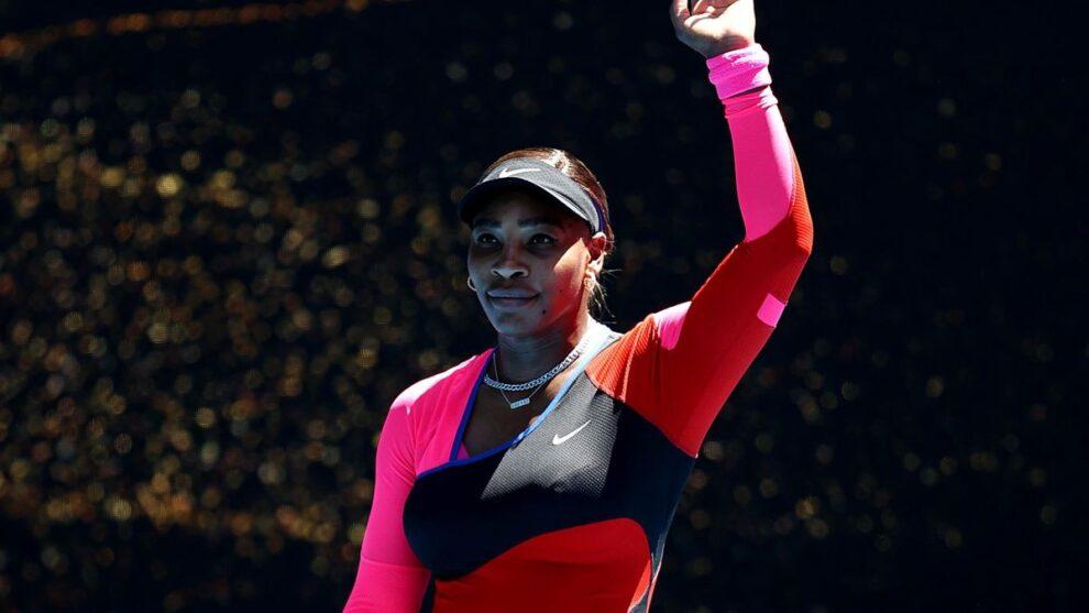 Williams Potapova Australian Open 2021