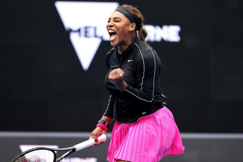 Serena Pironkova WTA Melbourne 2021