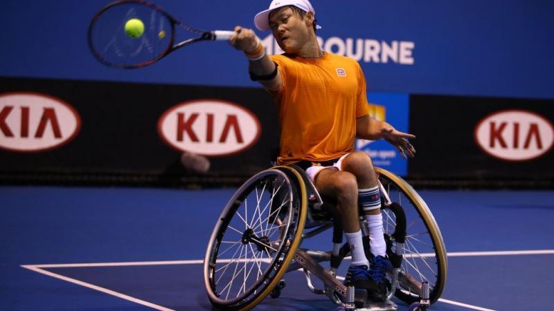 cuadro tenis silla open australia 2021