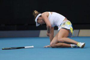 Halep cuartos de final Open Australia 2021