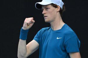 Sinner Travaglia ATP Melbourne 2021