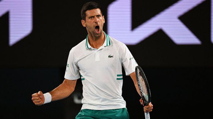 Djokovic Medvedev Open Australia